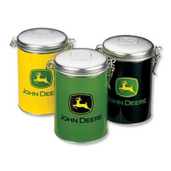 Perfect for my kitchen! John Deere Canisters!