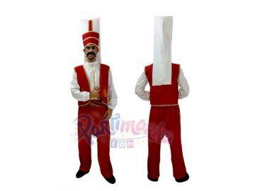 Osmanlı Yeniçeri Askeri Kostümü