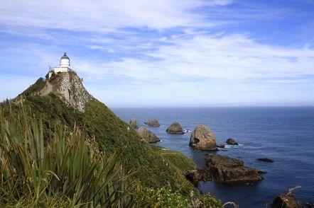 Nugget Point - Suedinsel - Neuseeland