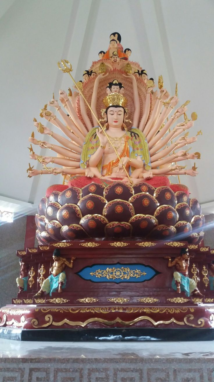 Pagoda in kuching