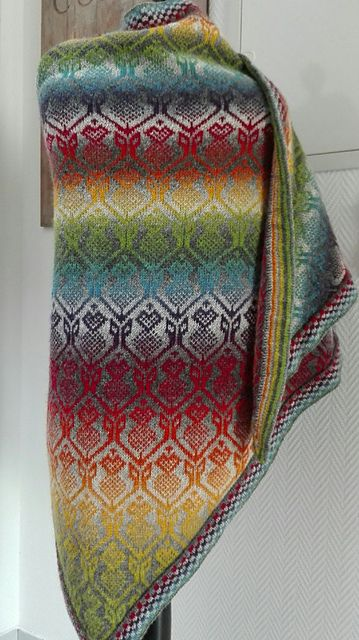 284 best Kauni images on Pinterest | Loom knit, Crafting and Knit ...