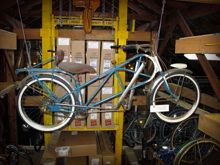 Old Spokes Home - Quality Vintage and Used Bicycles for Sale (Glide-A-Cycle…