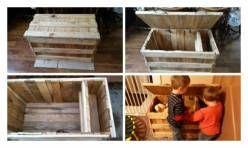 Paller Toy Box