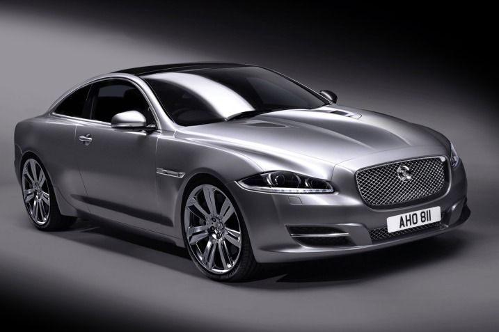 I think Jaguar should make an XJ coupe to compete with the upcoming S Class coupe