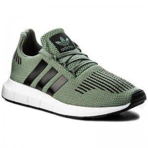 Παπούτσια adidas - Swift Run J CG4161 Tragrn/Cblack/Ftwwht