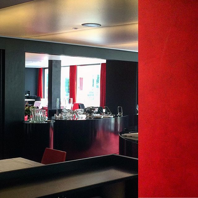 Red-restaurant #vals #hotel #7132