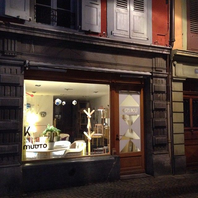 « #atelier #showroom #bynight #kizuku »