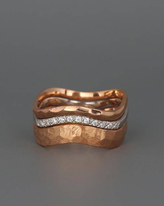 💞 Unique art deco Wedding ring set with natural diamonds 💞  #ArtDecoWeddingRingSet #14KRoseGoldRing #EternityWeddingRing #MoissaniteWeddingRing #StatementRing #WeddingBandset #WeddingRingsHisAndHers #HisAndHersWeddingBands #BridalJewelry #RawDiamondsEngagementRing #AnniversaryBandRing #NaturalDiamondRing #RoseGoldWeddingRingSet #AnniversaryBand14K #UniqueWeddingBandSet #PromiseRing #MatchingWeddingBandSet #WomensPrincessCutBand #EtsyJewelry #EtsyFinds #EtsyWedding #EtsyHandmade