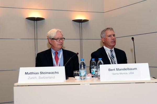 International Cartilage Repair Society - #ICRS #Faculty #Matthias #Steinwachs #Bert #Mandelbaum