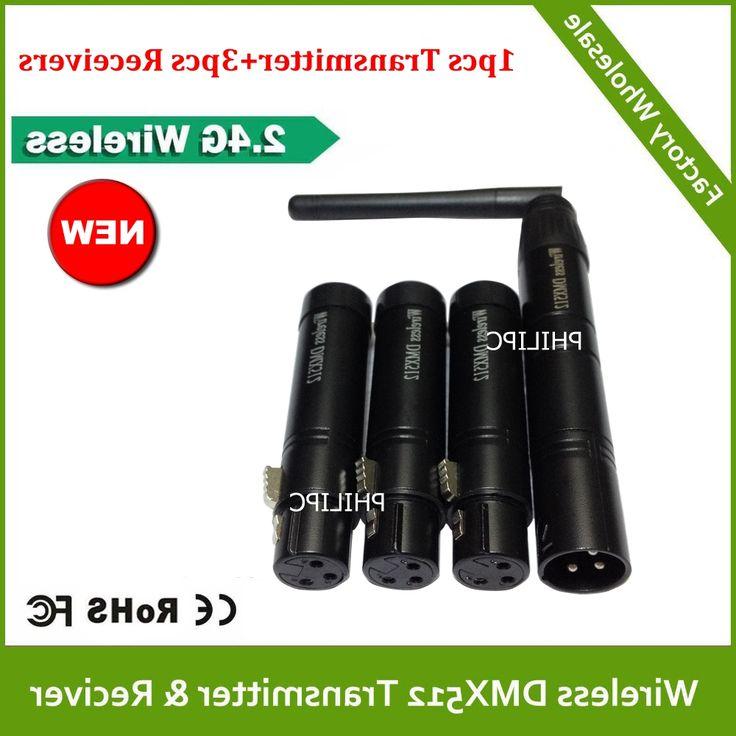 106.22$  Buy now - https://alitems.com/g/1e8d114494b01f4c715516525dc3e8/?i=5&ulp=https%3A%2F%2Fwww.aliexpress.com%2Fitem%2FDHL-Free-Shipping-2-4G-Mini-Wireless-DMX-Controller-Wireless-DMX512-Transmitter-And-Receiver-DMX-Light%2F32337538878.html - DHL Free Shipping  Wireless DMX Controller Wireless DMX512 Transmitter And Receiver DMX Light stage Controller