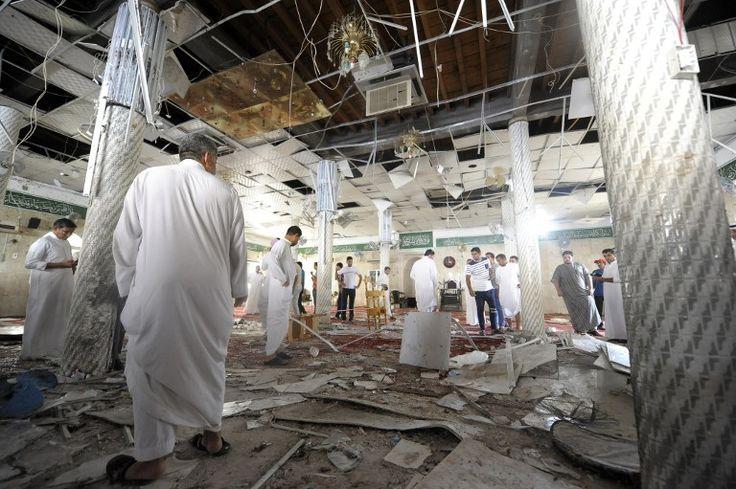 Raja Arab Saudi dukacita ISIS bom masjid Syiah - http://malaysianreview.com/125111/raja-arab-saudi-dukacita-isis-bom-masjid-syiah/