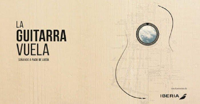 Jerez acoge la proyección de la película 'La guitarra vuela. Soñando a Paco de Lucía' | JerezSinFronteras.es