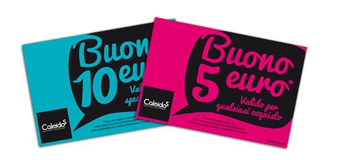 Scarica il buono sconto che Caleidos riserva per te! #promozioni #borse