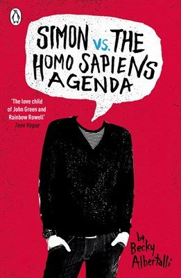 Simon vs the Homo Sapiens Agenda - Becky Albertalli   Simply gorgeous, I'm currently reading this and trying to savor every single word on every page so it never ends