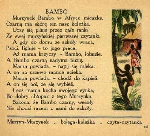 Murzynek Bambo