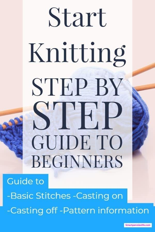 Simple Knitting Stitches For Beginners For Any Knitter Including Those
