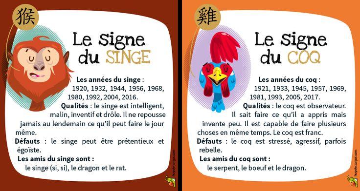 Votre signe du zodiaque chinois sur Hugolescargot.com