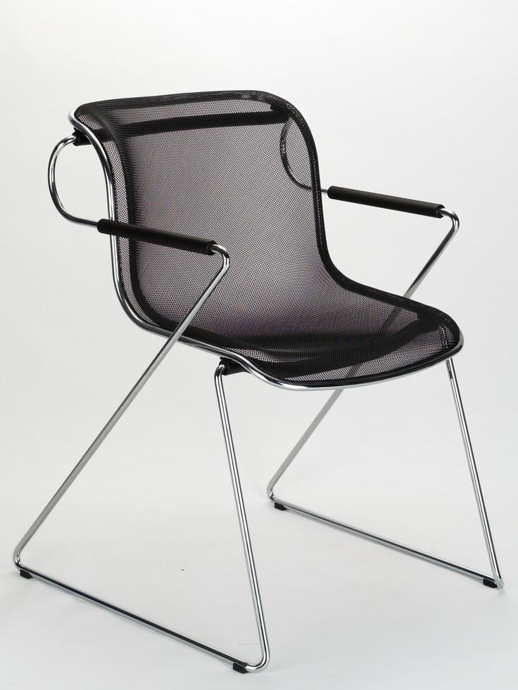 Charles Pollock; 'Penelope' Chair for Castelli, 1982.