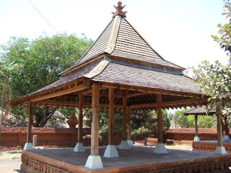 Cirebon, Building In Keraton Kasepuhan: Lokawisata Keraton Kasepuhan Cirebon