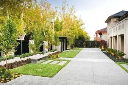Contemporary Landscape Design Elements