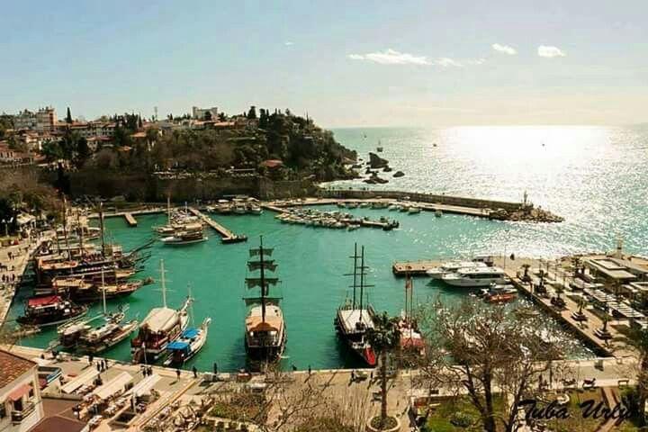 Yat limanı,Antalya,Turkey
