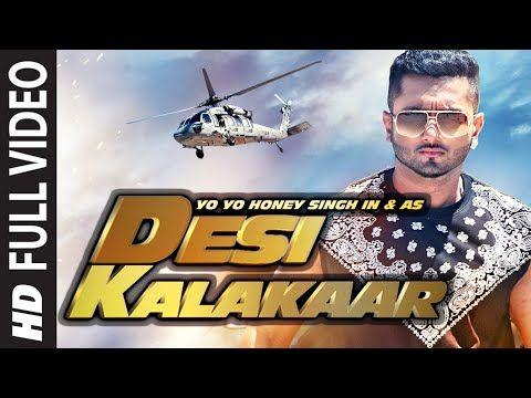 Official: Desi Kalakaar Full VIDEO Song   Yo Yo Honey Singh   Honey Singh New Songs 2014 - YouTube