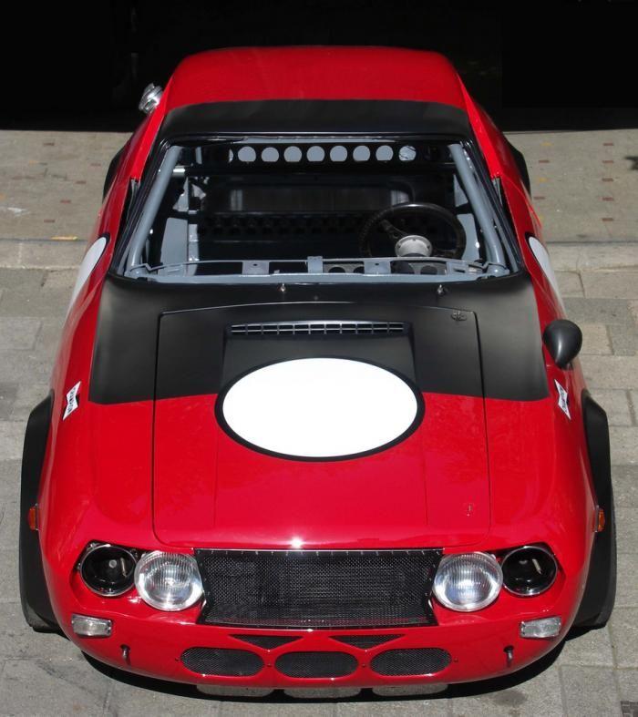 """Lancia Fulvia Zagato """"Vere Lancia"""""""