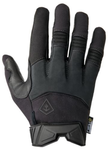 Womens Padded Tactical Gloves_Nonporous, perforated Foam knuckle padding ; neoprene finger knuckle