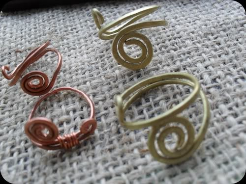 Wire Ring Base Tutorial