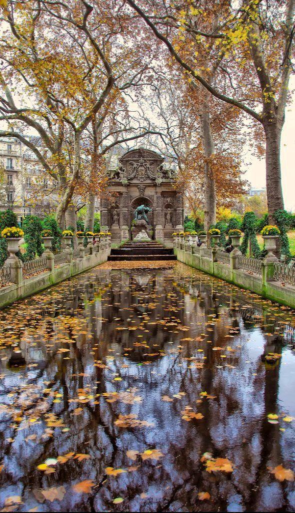 Luxembourg Palace, Paris, France
