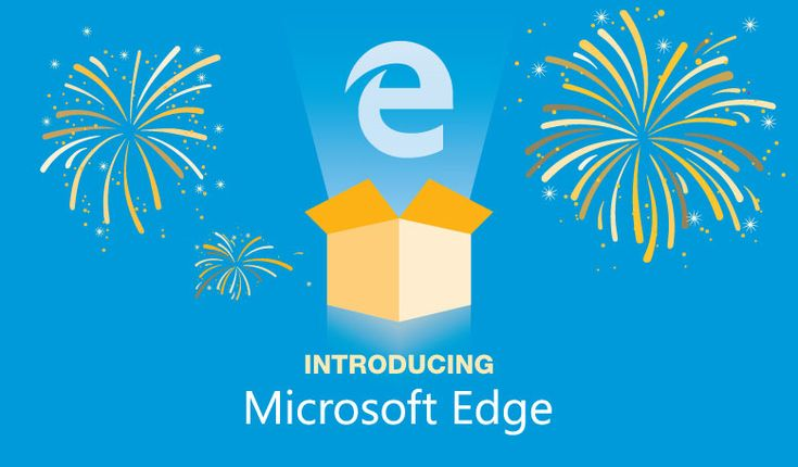 In With The New: Microsoft Edge To Replace Internet Explorer