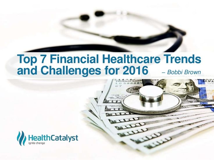 Healthcare financial leaders will encounter a myriad of challenges and improvement opportunities in 2016. This year will force health system financial leadersh…