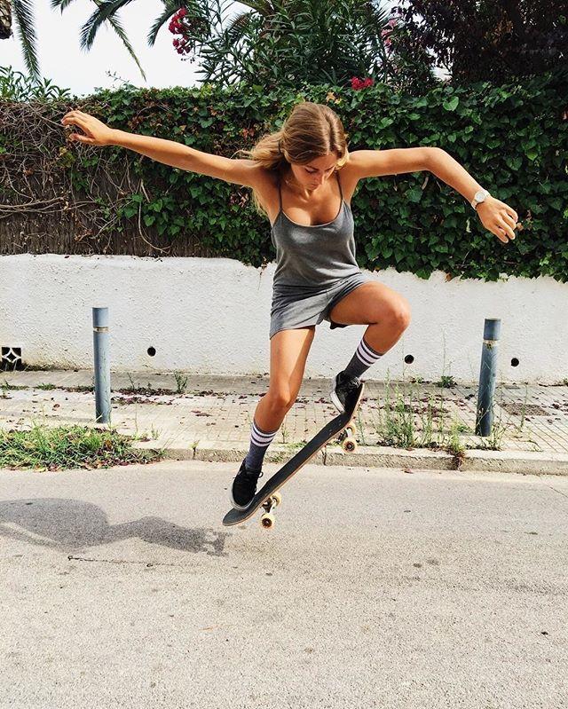 skate girl @walulife