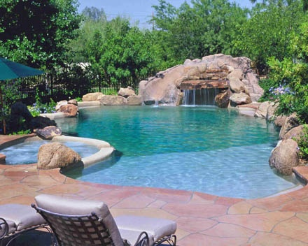 461 best images about pools on pinterest pool waterfall for Pool design utah