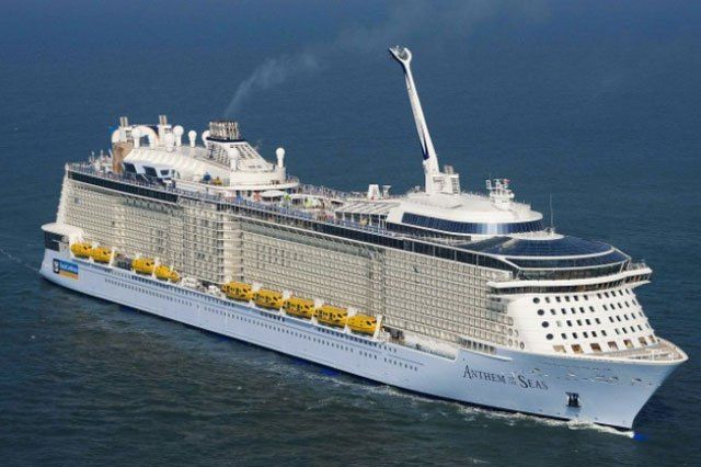 Royal Caribbean Anthem Of The Seas Cruise Liner Review - http://mightygadget.co.uk/royal-caribbean-anthem-seas-cruise-liner-review/?Pinterest