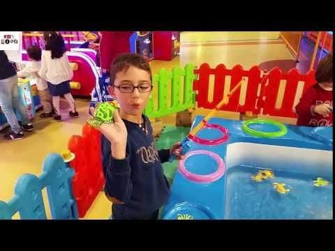 Fish games  for kids   INDOOR PLAYGROUND  İndoor Playground for Kids fis...