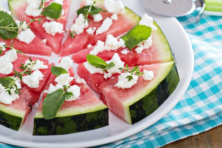 Happy National Watermelon Day! Nothing beats a big slice of perfectly ripe, icy cold watermelon on a hot summer afternoon. And BONUS: Watermelon has lots going for it healthwise, so it's a guilt-free treat. Here are 5 fun facts to impress your friends at the next BBQ.1. It's one of ...