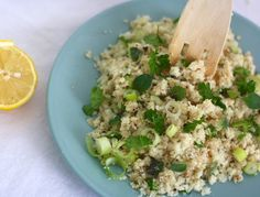 Super Skinny: Bloemkool-couscous