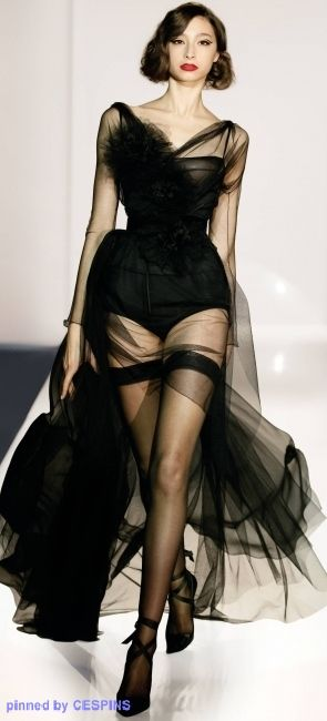 Jasper Conran - He's the British designer who made my woven silk wedding gown. It was so dreamy... <3 ~ETS