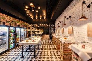 design interior fruit shop