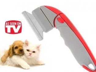 Shed Ender Pro Kedi Köpek Tüyü Kesme Fırçası