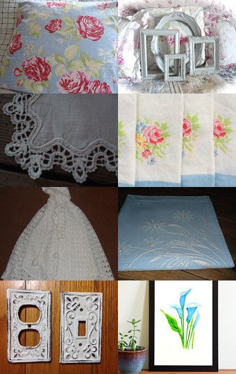 A Few of My Favourite Things by Cathy Ewer on Etsy--Pinned with TreasuryPin.com