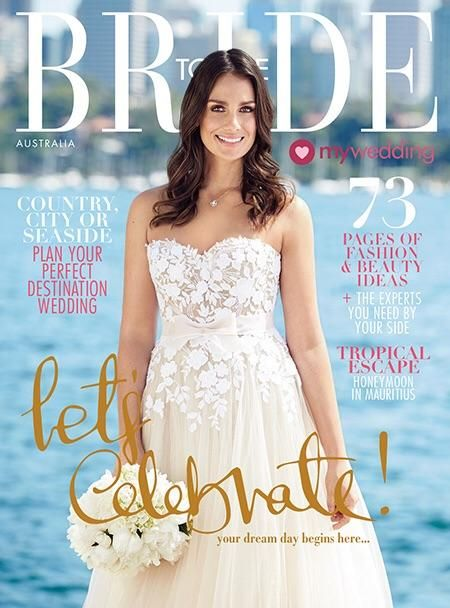 Bride to be - Australia