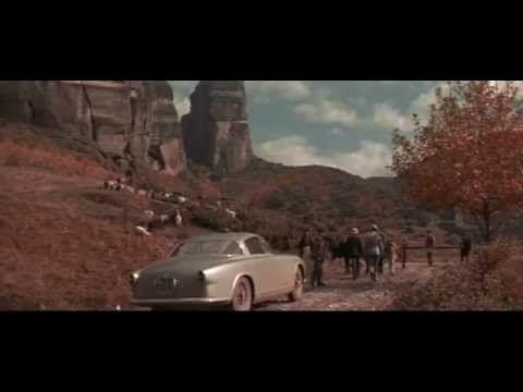 "VISIT GREECE| Films in Greece, ""Boy on a dolphin"" (1957) #Meteora #Hydra #Athens #Rhodes #Delos"