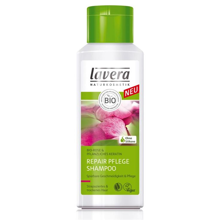 Lavera, Repair & Care Shampoo, 200ml -827289