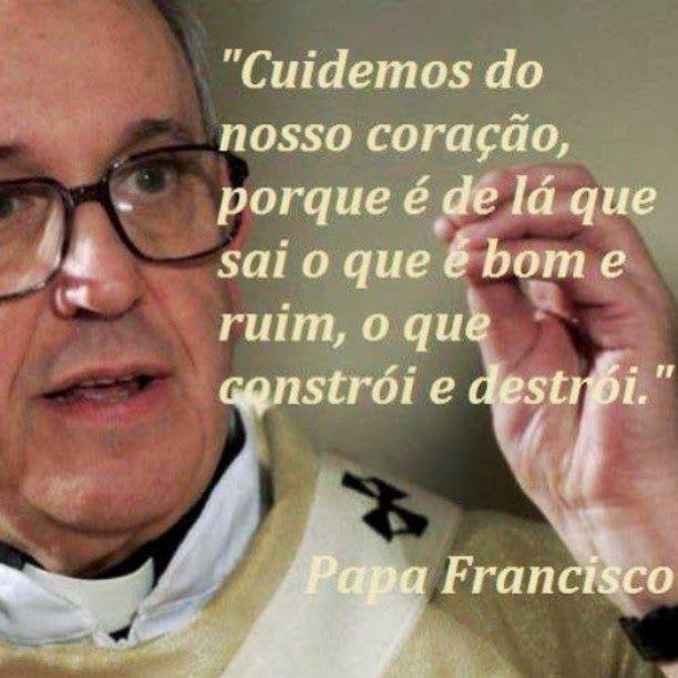 Reflexões e Sentimentos: Papa Francisco