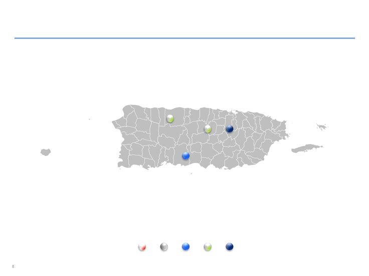 Descarga ahora Mapas de Puerto Rico editables en Power Point