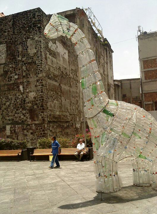 #recycle #plastic #bottles # mexico