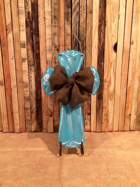 Cross Door Hanger by Sassy South Art Spring Door by SassySouthArt