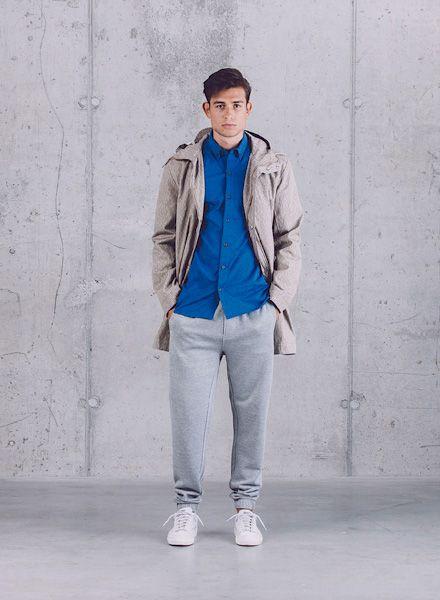 Wemoto — pánská kolekce oblečení jaro/léto 2015 / Wemoto — mens fashion — spring/summer 2015  #parka #jacket #shirt #sweatpants #bunda #menswear #kalhoty #teplaky #kosile #wemoto #streetwear #fashion #german